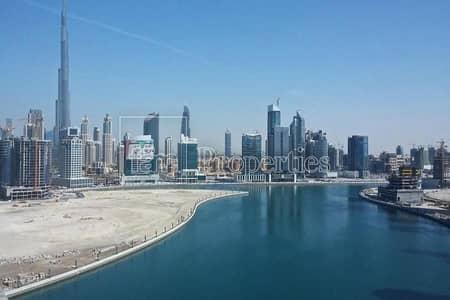ارض استخدام متعدد  للبيع في الخليج التجاري، دبي - Canal View| Prime Location | Direct Canal Plot