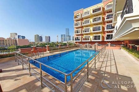استوديو  للبيع في قرية جميرا الدائرية، دبي - Large Studio   Pool View   Rented Oct 21
