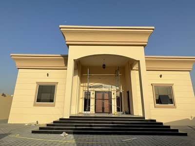 Brand new villa for rent in alwarqaa fourth