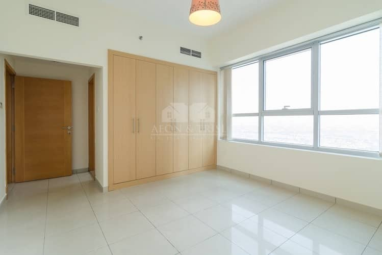 Spacious 2 Bedroom and Study  in JLT near Metro
