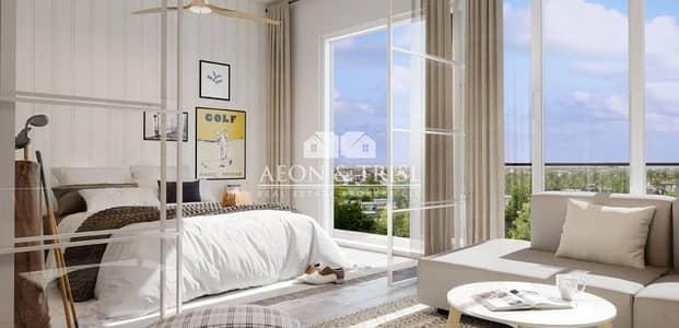 شقة 1 غرفة نوم للبيع في دبي هيلز استيت، دبي - 1 Bed for 731K in Golfville Dubai Hills Emaar
