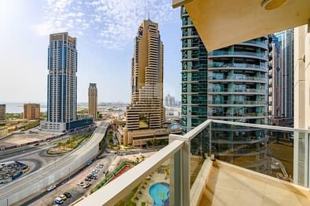 1 Bedroom Flat for Sale in Dubai Promenade, Dubai - Sea View | Great Layout | Chiller Free