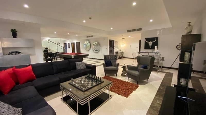 4 Bedroom Duplex in Sadaf 8 I Super Large