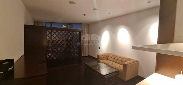 استوديو  للبيع في وسط مدينة دبي، دبي - Vacant | Semi Furnished Studio | Burj Khalifa