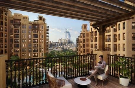 فلیٹ 1 غرفة نوم للبيع في أم سقیم، دبي - New   Ready 2023   Freehold   Burj Al Arab View
