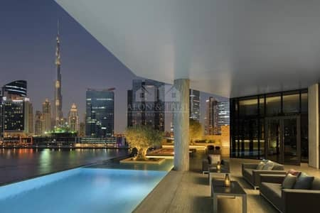 5 Bedroom Penthouse for Sale in Business Bay, Dubai - Full Floor Luxurious 5 Bed Penthouse - Volante