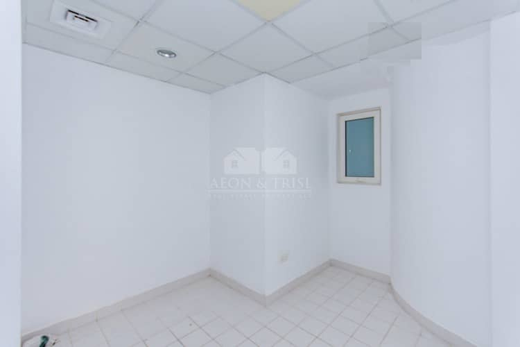Full Sea and Palm view I Unfurnished 3 Bedrooms+m ( 4000 Sqft)