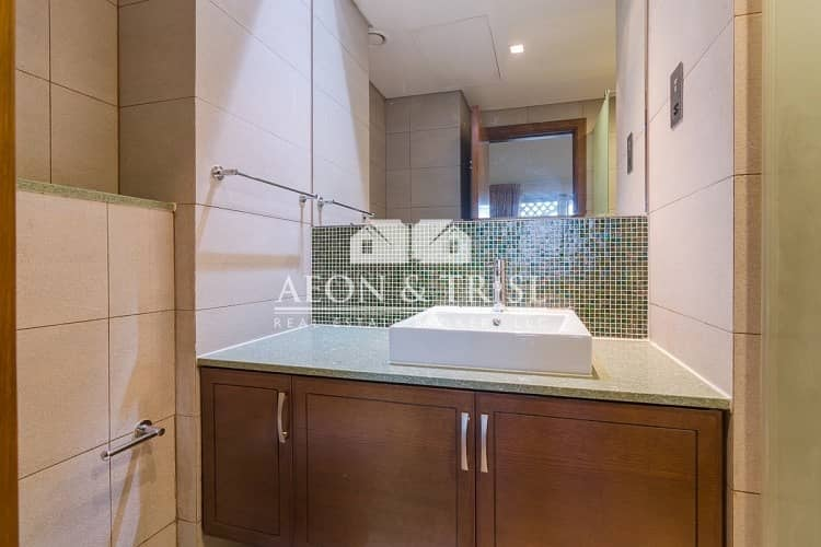 13 Type C | Large 2 Bedroom with Maid Room | Sea View