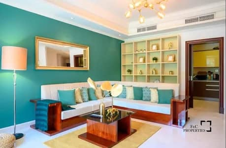 2 Bedroom Flat for Sale in Palm Jumeirah, Dubai - Garden Unit | Large Layout | Great Condition