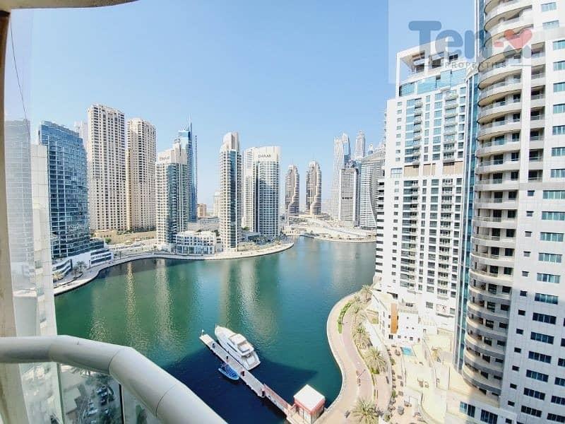 2 Rented Property| Full Marina view| corner unit