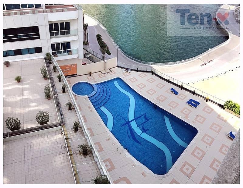 14 Rented Property| Full Marina view| corner unit
