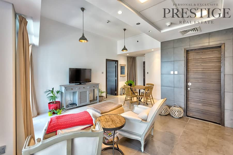 2 Marina View | One Bed | High ROI