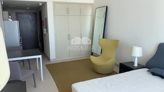 Studio for Rent in Al Sufouh, Dubai - Fully Furnished Studio I Bright and Clean I Hilliana Tower