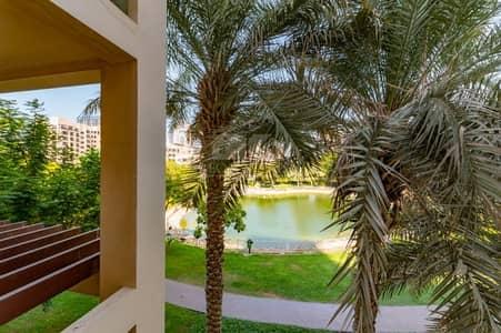 فیلا 3 غرف نوم للايجار في ذا فيوز، دبي - Exclusive 3 Bed with Lake View I Canal Villa T2