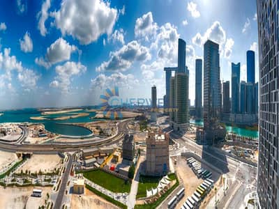 1 Bedroom Flat for Sale in Al Reem Island, Abu Dhabi - HOT DEAL  Full Sea View  High Quality Finishing