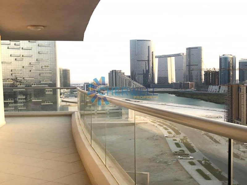Sea View | Corner Unit | Large Balcony | Rent Not Refundable
