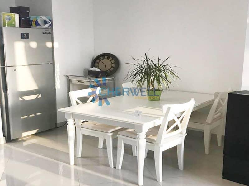 2 Sea View | Corner Unit | Large Balcony | Rent Not Refundable