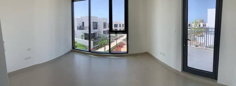 4 Bedroom Villa for Rent in Dubai Hills Estate, Dubai - Brand New | Next to Park | Single Row | Corner Unit