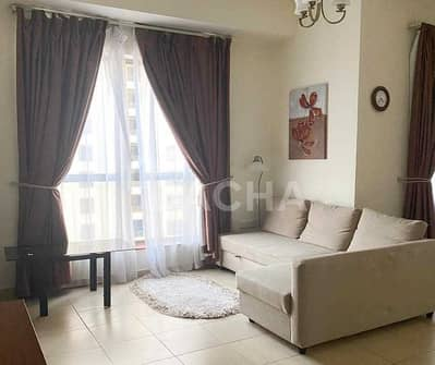 1 Bedroom Apartment for Sale in Jumeirah Beach Residence (JBR), Dubai - Beachfront Apt / Low Floor / Rented Unit