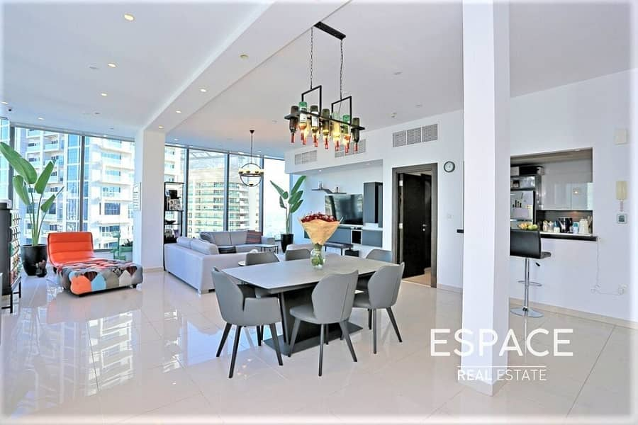 Extended | Full Marina View | 3BR