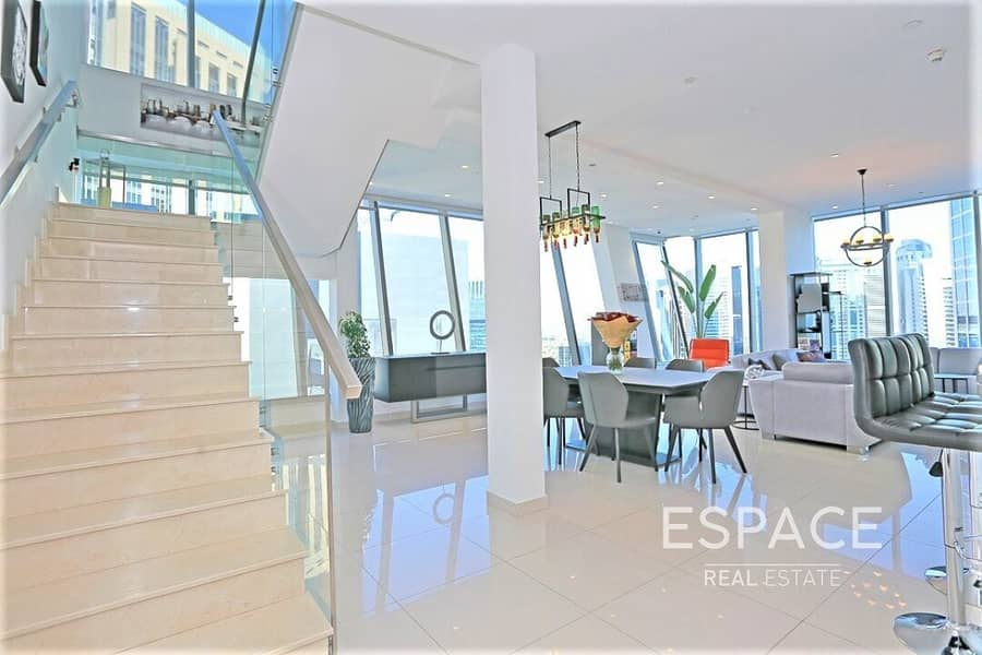 2 Extended | Full Marina View | 3BR