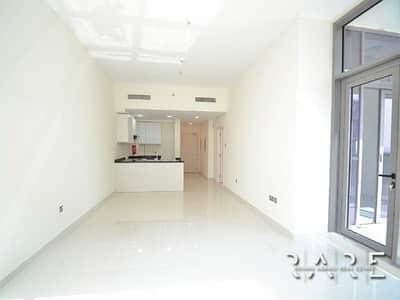 شقة 1 غرفة نوم للبيع في داماك هيلز (أكويا من داماك)، دبي - Pool View | Rented till Mar-2022 | Pool View | Damac