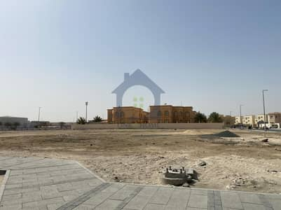 Plot for Sale in Al Shawamekh, Abu Dhabi - For Sale Residential land in Al Shawamekh city
