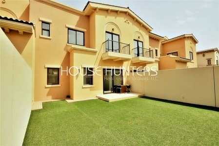 3 Bedroom Villa for Rent in Reem, Dubai - 3M| Back to Back| Close to Pool| Available July