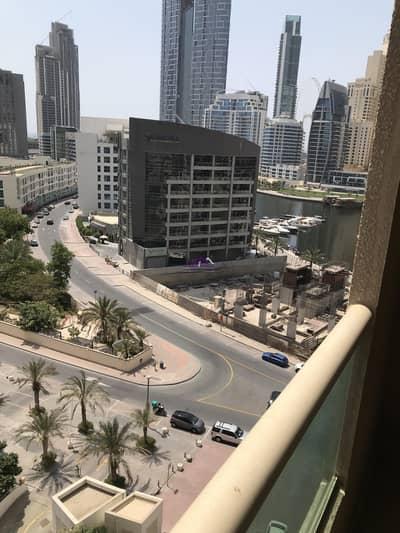 شقة 1 غرفة نوم للايجار في دبي مارينا، دبي - Best Deal |  Unfurnished