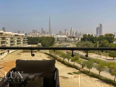شقة 2 غرفة نوم للايجار في مدينة ميدان، دبي - Burj Khalifa View | Best Location | Maids Room