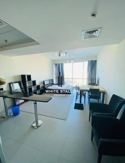 استوديو  للايجار في واحة دبي للسيليكون، دبي - Furnished Studio With Villa View + Kitchen Appliances + Wardrobe Cabinets + 24