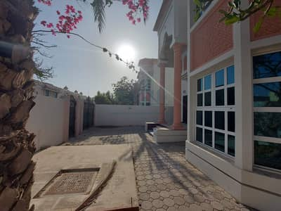 4 Bedroom Villa for Rent in Al Garhoud, Dubai - 4 BR Independent Villa with Barbeque Area, Garden & Shaded Parking