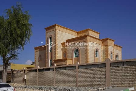 فیلا 9 غرف نوم للايجار في فلج هزاع، العین - BEAUTIFUL 9 BEDROOMS AND 10 BATHROOMS VILLA IN FALAJ  HAZAA