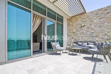 بنتهاوس 3 غرف نوم للايجار في مدينة ميدان، دبي - 3BR Penthouse | Fully Furnished | Terrace