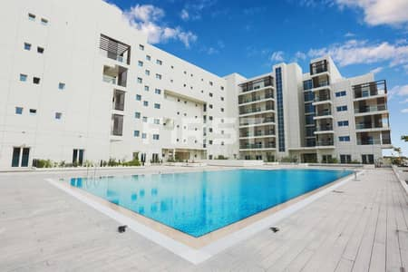 استوديو  للايجار في مدينة مصدر، أبوظبي - Unit is now Vacant | Furnished Apartment
