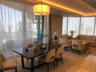 4 Bedroom Apartment for Sale in Downtown Dubai, Dubai - 4 Bedroom The address Sky Views with payment plan Ready to move | Call Munir