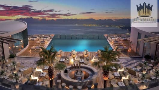 Studio for Sale in Al Marjan Island, Ras Al Khaimah - 8%  ROI