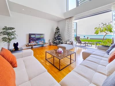 تاون هاوس 4 غرف نوم للبيع في جزيرة بلوواترز، دبي - Motivated Seller | Luxury TH | Beachfront Living