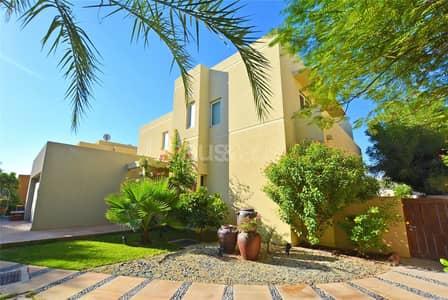 فیلا 5 غرف نوم للايجار في المرابع العربية، دبي - Type 4 | Private Pool | Stunning Garden