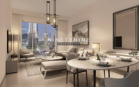 فلیٹ 1 غرفة نوم للبيع في وسط مدينة دبي، دبي - 1 BR |  ACT ONE ACT TWO