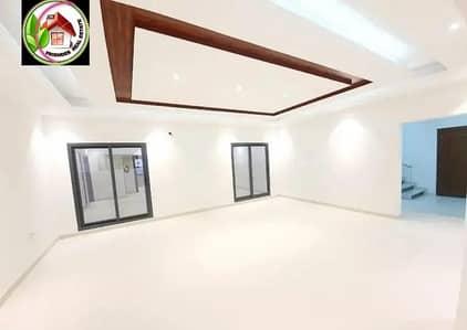 فیلا 5 غرف نوم للايجار في المويهات، عجمان - فيلا للإيجارطابقين% بعجمان منطقه المويهات(قريب من شارع الشيخ عمار؟%