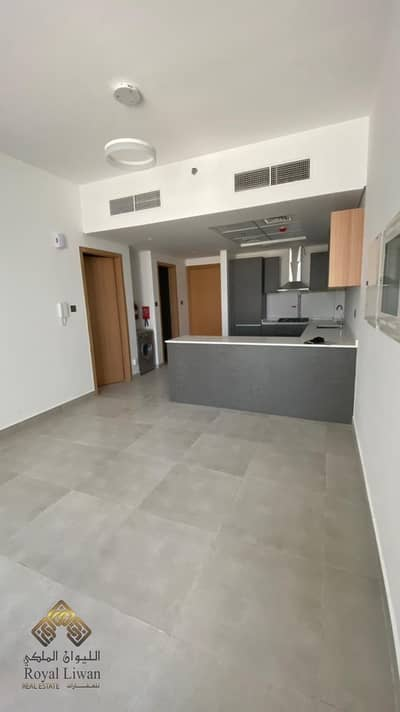 Brand New 1BHK + Maid Room Available In pantheon Elysee