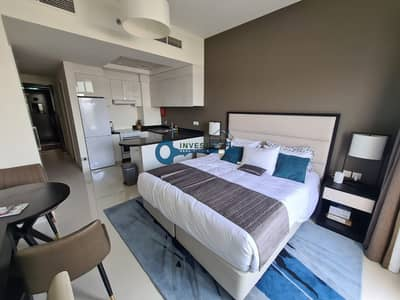 Studio for Rent in Jumeirah Village Circle (JVC), Dubai - Exclusive!!  Fully Furnished Studio with Balcony | ready to move in