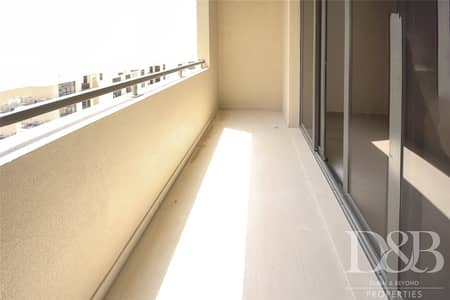 2 Bedroom Flat for Rent in Town Square, Dubai - Brand New | Two Balconies | Large Apartment
