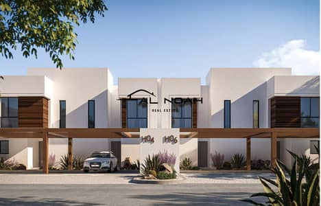 2 Bedroom Townhouse for Sale in Yas Island, Abu Dhabi - New Project Launch! Hot Investment Deal! Experience Luxury living!