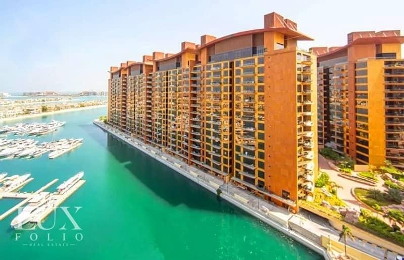 High Floor / Sea View / Large Balcony