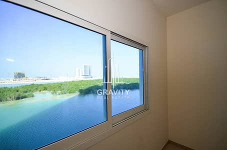 2 Bedroom Townhouse for Rent in Al Reem Island, Abu Dhabi - Multiple Payments Available   Facing Mangrove