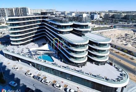 شقة 3 غرف نوم للايجار في شاطئ الراحة، أبوظبي - Sophisticated 3BR with Maidsroom l Full Sea view l Gym & Pool l Parking