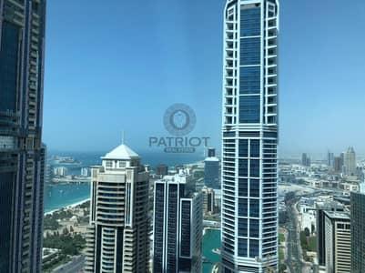 شقة 1 غرفة نوم للايجار في دبي مارينا، دبي - CHILLER FREE | 1 BED FULLY FURNISHED | READY TO MOVE IN
