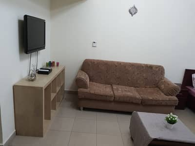 Studio for Sale in Ajman Downtown, Ajman - big size Full sea View furnished studio for sale